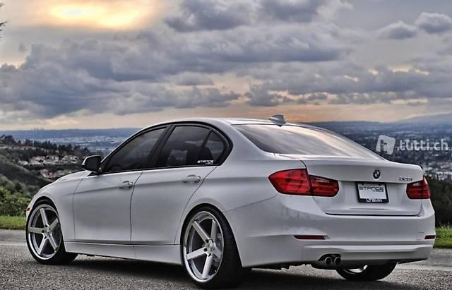 BODYKIT M-TECH OPTIK + M POWER ENDROHR BMW F30 3ER