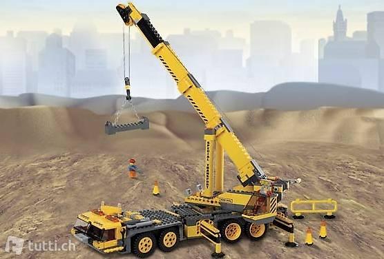Lego City 7249 #11 XXL Mobile Crane