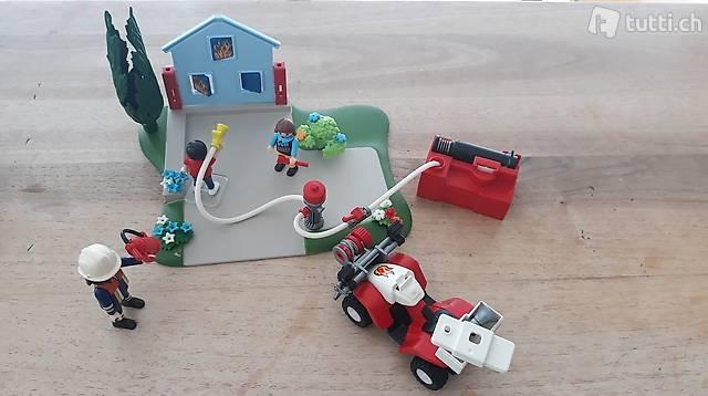 Playmobil - Kinderfeuerwehr