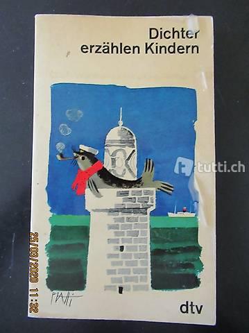 Dichter erzählen Kindern,  dtv,  Taschenbuch für Kinder ab 2