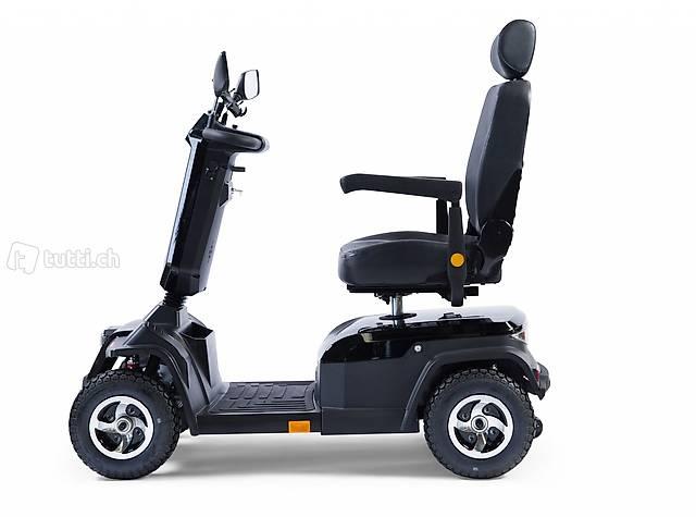 Scooter elettrico PRO 10 km/h nero (Consegna gratuita)