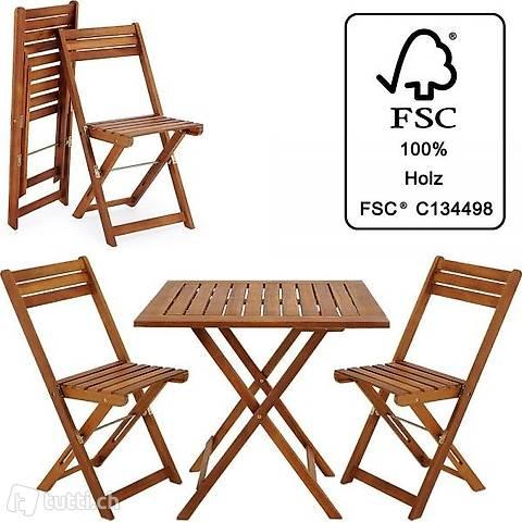 Set da balcone 3 pz. 1 tavolo da (Consegna gratuita)
