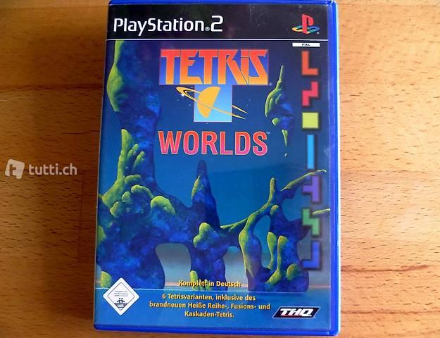 Tetris Worlds - Sony PlayStation 2