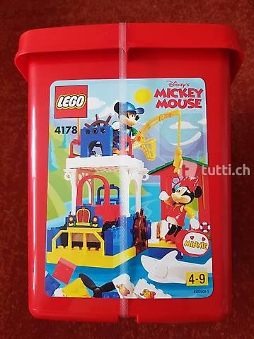 Lego OVP 4178 Mickey's Fishing Adventure (2000)