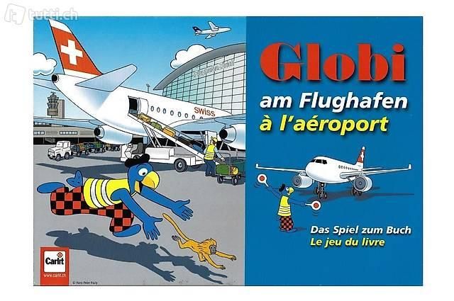 Carlit - Globi am Flughafen