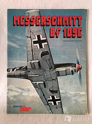 Livre - Messerschmitt Bf 109E