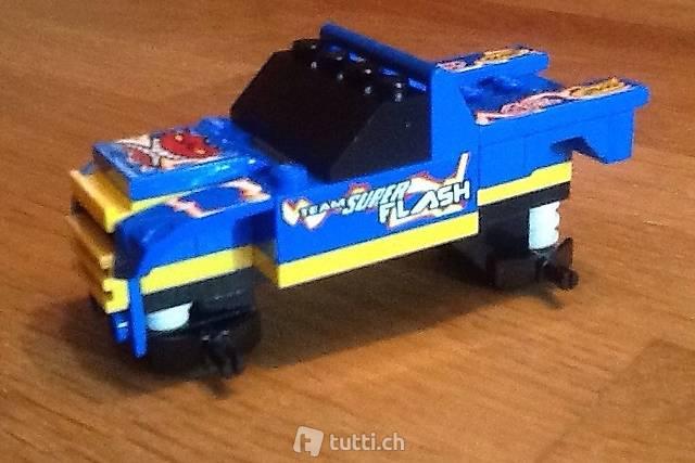 Lego Racers 8303-1 Demon Destroyer