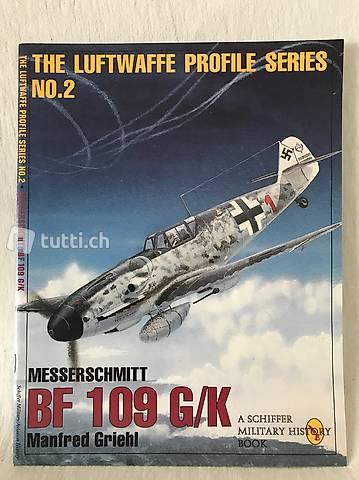 Livre - Messerschmitt Bf 109 G/K
