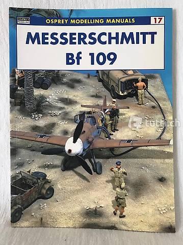Livre - Messerschmitt Bf 109