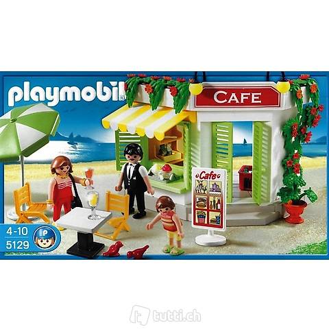 Playmobil - 5129 Hafen-Café