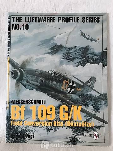 Livre - Messerschmitt Bf 109 G/K N0.10