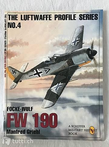 Livre - Focke-Wulf FW 190 N0 4