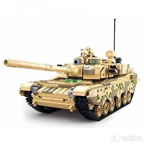 Sluban Kampfpanzer Klemmbausteinen M38-B0790