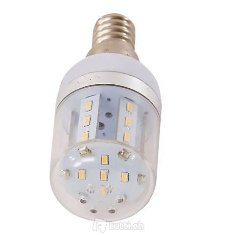 5x LED Leuchtmittel E14 4W warmweiss (Gratis Versand)