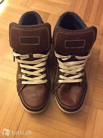 Braune Vevice Schuhe 43 in Zürich kaufen tutti.ch