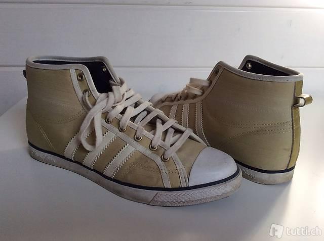 Aargau Sleek Nizza de Tennis Goldene In Hi Chaussures Adidas Beige kuZiXP