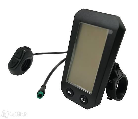 Display für E-Bikes JK-JCD (LCD) (Gratis Lieferung)