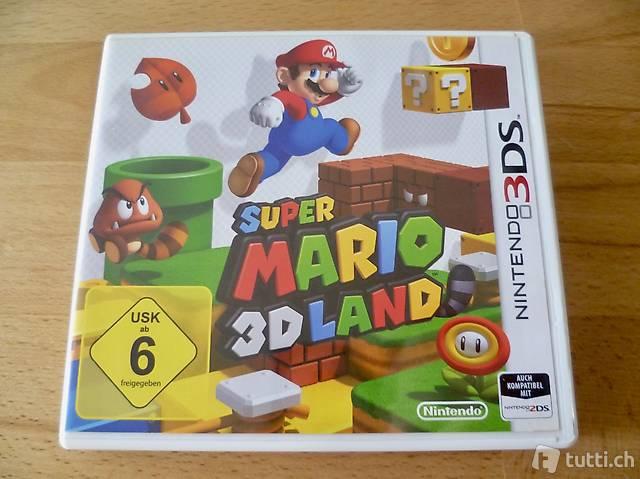 Super Mario 3D Land - Nintendo 3DS & 2DS (XL auch)