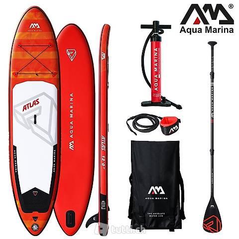 SUP Aqua Marina Atlas ISUP Set - jetzt lieferbar!