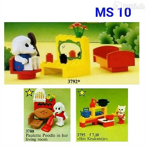 Lego Fabuland Set 10