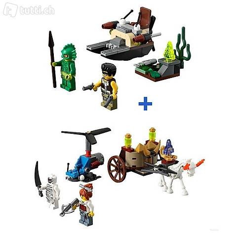 Lego 2x Monster Fighters 9461 + 9462