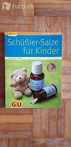 Schüssler-Salze für Kinder, Günther H.Heepen