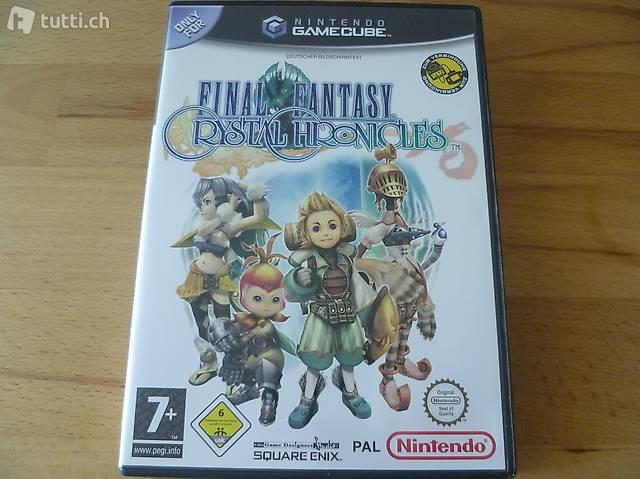Final Fantasy: Crystal Chronicles für Nintendo GameCube