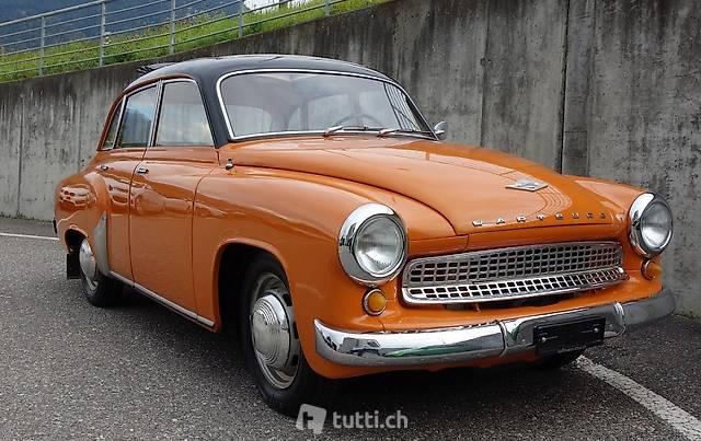 wartburg 311 kaufen
