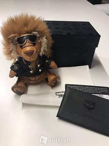 MCM Zoo Moto Lion Schlüsselanhänger