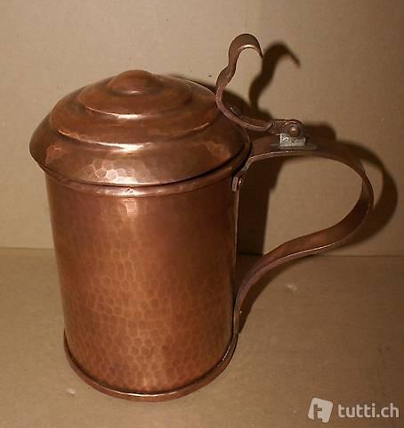 Kupfer - Seidel