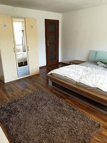 Möbliertes WG-Zimmer MIT BALKON in 3.5er nähe Zürich