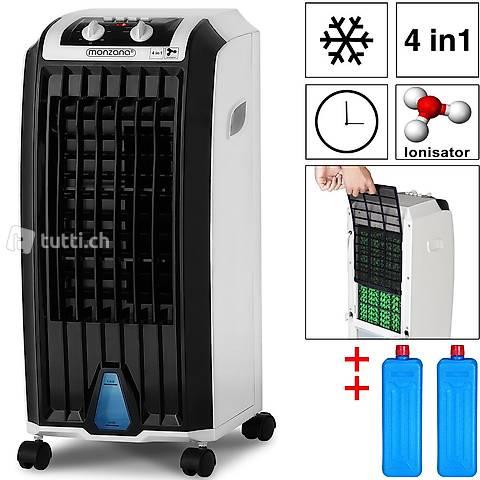 Klimagerät 4in1 Klimaanlage Ventilator (Gratis Versand) 2