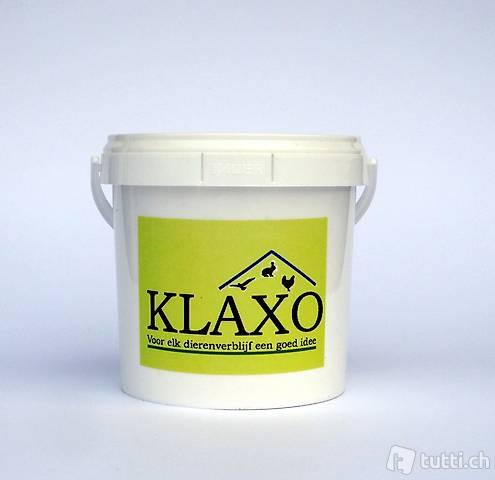 KLAXO calce bianca 1 litro contro gli (Consegna gratuita)