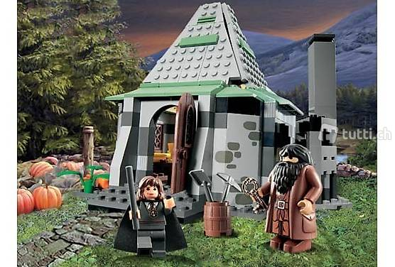 Lego Harry Potter 4754 Hagrids Hut 2nd Edition