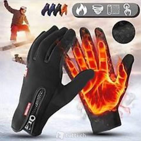 Handschuhe Warm mit Touch Screen