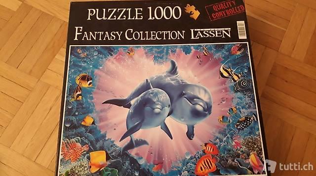 Zu verkaufen diverse 1000 Ravensburger Puzzle