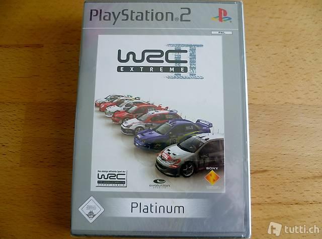 WRC Extreme II (fabrikneu) - Sony PlayStation 2