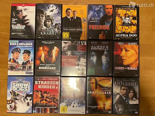 DVDs (54 Stück) - als Set oder einzeln