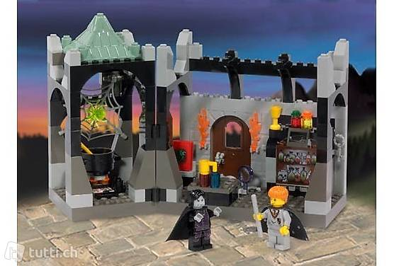 Lego Harry Potter 4705 Snapes Class
