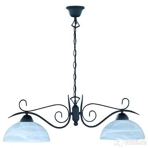 Deckenlampe im Landhausstil Alabaster (Gratis Versand)