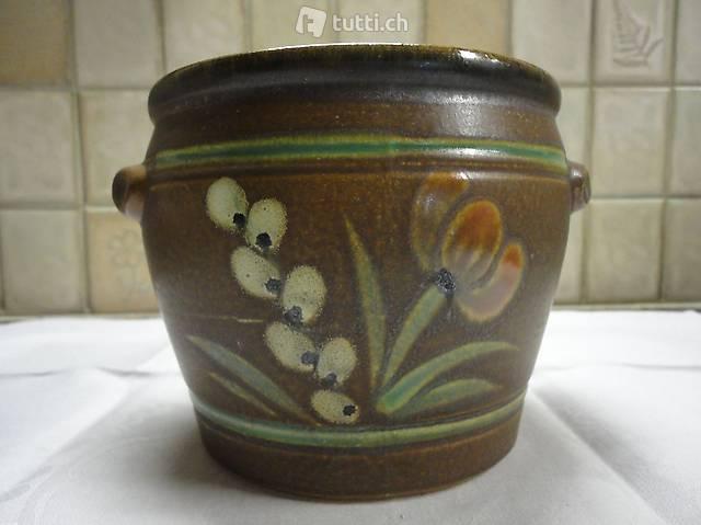 Keramiktopf aus Töpferei,