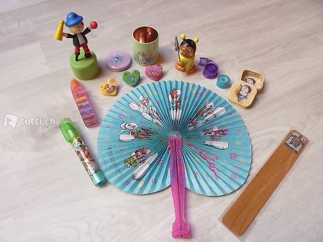 Nützliche Dinge aus dem Kinderzimmer (II)