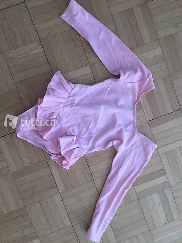 Ballettanzug rosa, 5/6 Jahre