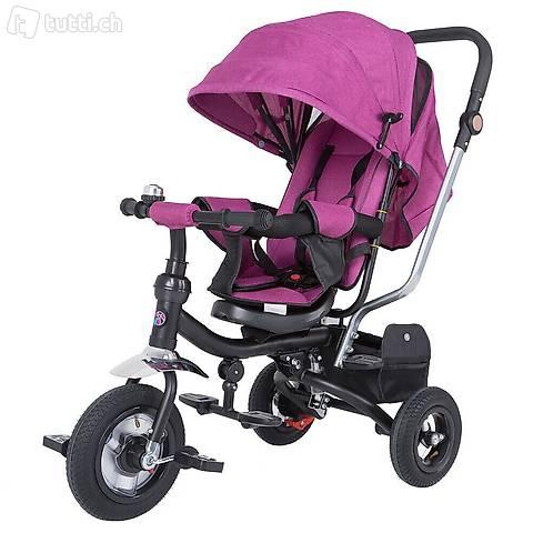Kinderwagen Dreirad Buggy Multifunktion (Gratis Versand) 3
