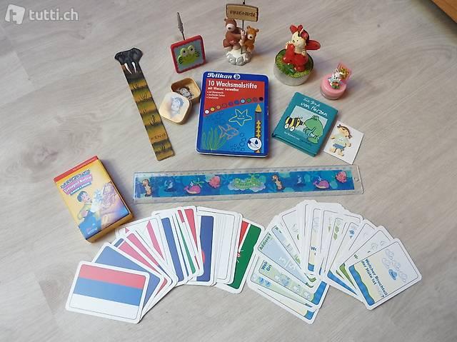 Nützliche Dinge aus dem Kinderzimmer (I)