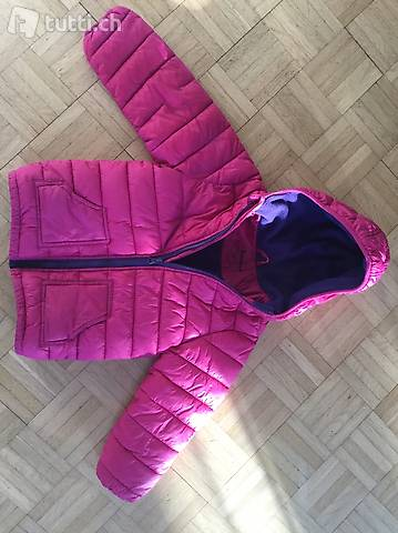 Tolle Jacke in pink 98/104