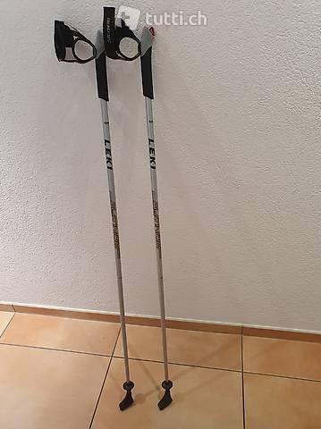 LEKI Nordic Walking Stöcke, 115cm