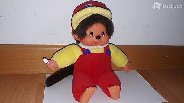 Monchhichi Original 1974 - 1999 Rarität, wie neu
