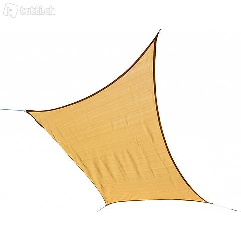 Vela solare 3x4 m beige (Consegna gratuita)
