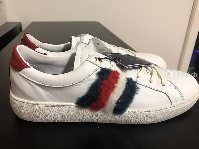 Neue Sneakers von Tommy Hilfiger Leder